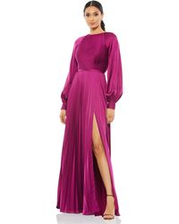 Mac Duggal Ieena Duggal 26590 - Purple