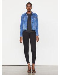 FRAME Le Vintage Jacket - Blue