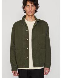 FRAME Workwear Jacket - Green