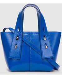 FRAME Les Second - Mini - Blue