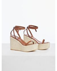 FRAME Le Venice Wedge - Brown