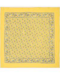 FRAME Paisley Bandana - Yellow