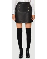 FRAME Le Stockings Silk And Cashmere-blend Over-the-knee Socks - Black