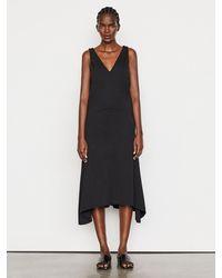 FRAME Savannah Knit Dress - Black