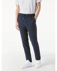 FRAME Travel Trouser - Blue