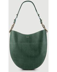 FRAME Le Switch - Hobo Bag - Green
