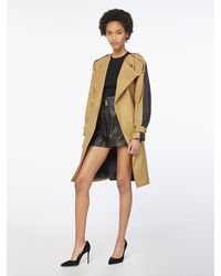 FRAME Colorblocked Trench - Multicolour