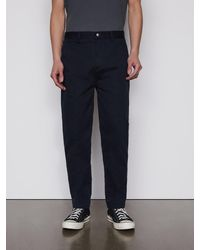 FRAME The Elastic Cotton Chino - Blue