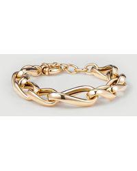 FRAME Mejuri Le Chain Bracelet - Metallic