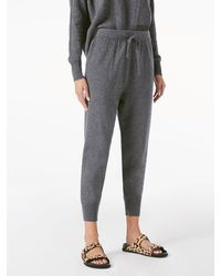 FRAME Cashmere Lounge Jogger - Gray