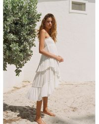 Free People The Convertible Skirt - White