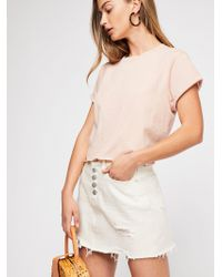 Free People - We The Free The Perfect Tee - Lyst