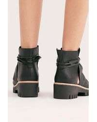 Free People Jackson Shoeboots By Fp Collection - Black