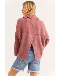 Free People - Huntington Pullover By Fp Beach - Lyst