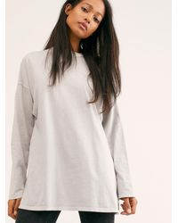 Free People We The Free Be Free Tunic - Multicolour