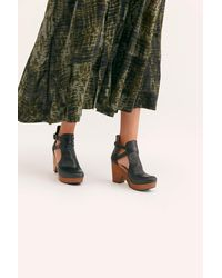 Free People Cedar Clog By Fp Collection - Black