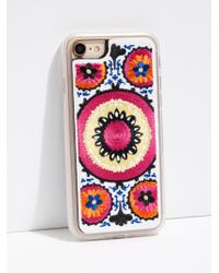 Free People - Wild West Embroidered Case - Lyst