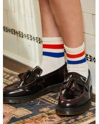 Free People Dr. Martens Adrian Loafers - Multicolor