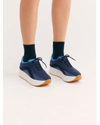 bb392be1016e0b Free People - Casey Platform Sneaker By Vagabond Shoemakers - Lyst