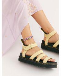 Free People Waikiki Woven Anklet - Pink