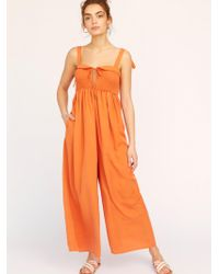 Free People - Jump In Jumpsuit - Lyst
