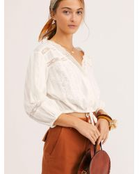 Free People - Follow Your Heart Top - Lyst