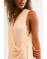 Free People Wavy Baby Romper By Fp Beach - Multicolour