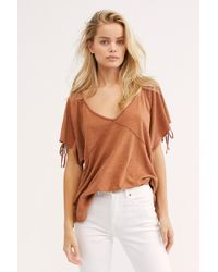 Free People Center Of Attention Top