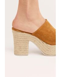 42fa3cfe53 Free People - Larisa Espadrille Platform By Fp Collection - Lyst