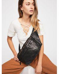 Free People Brato Belt Bag - Black