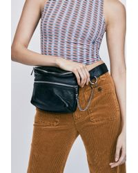 Free People - Pearl Distressed Belt Bag By Pelechecoco - Lyst