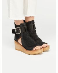 Free People - Anchor Wedge By As98 - Lyst