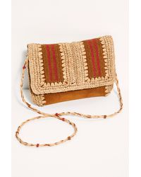 Free People Sedonda Crossbody By Fp Collection - Brown
