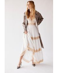 Free People Ocean Gown By Spell And The Gypsy Collective - White