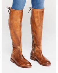 Free People - Manchester Tall Boot By Bed Stu - Lyst