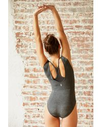 Free People Centerstage Leotard By Fp Movement - Multicolour
