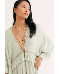 Free People Paradiso Maxi Dress By Endless Summer - Multicolour