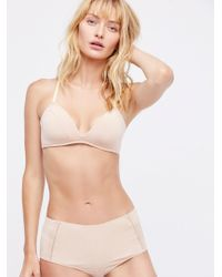 Free People - Truth Or Dare Boyshort - Lyst