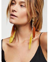 Free People - Dreamweaver Earrings - Lyst