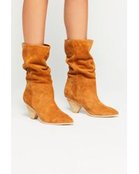 Free People - Stella Slouch Boot By Jeffrey Campbell - Lyst