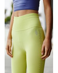 Free People Good Karma Bike Short By Fp Movement - Multicolor