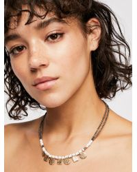 Free People - Byron Bay Necklace - Lyst