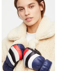 Free People - Mountain Madness Striped Mitten - Lyst