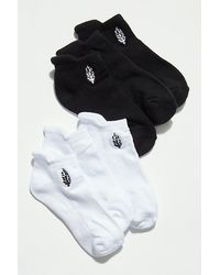 Fp Movement Everyday Trainer Sock 3-pack - Black