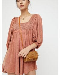 Free People - Dancing In The Waves Romper - Lyst