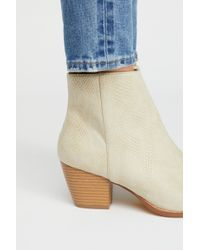 Free People Vegan Going West Boot By Matisse - White