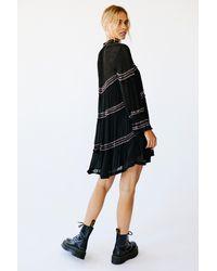 Free People - Solstice Mini Dress - Lyst