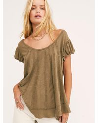 Free People - We The Free Star Tee - Lyst
