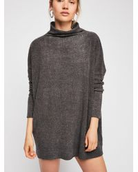 Free People - Funnel Of Love Pullover - Lyst