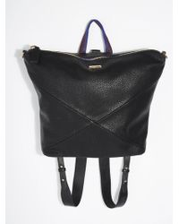Free People - Laurence Convertible Backpack - Lyst